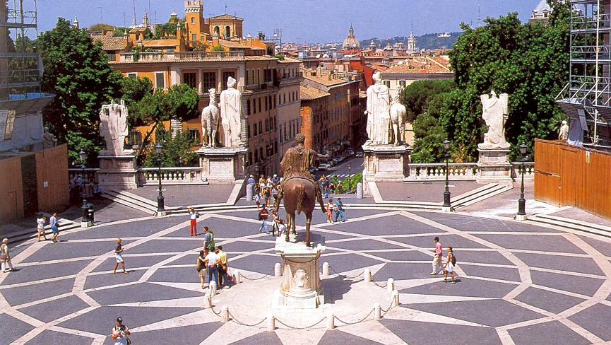 Immagine. 41.893353 12.482539. Annunci. Piazza Del Campidoglio ...