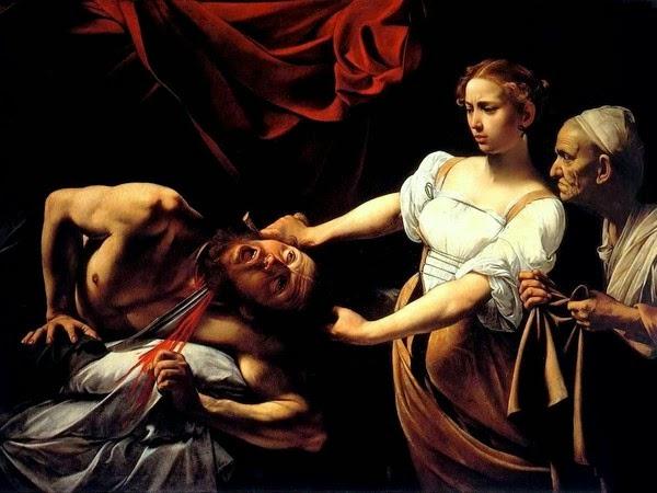 928-Caravaggio_-_Giuditta_e_Oloferne