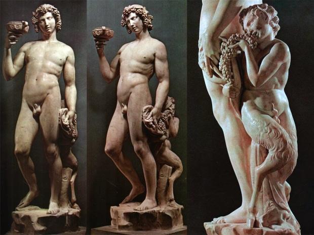 Bacco-Michelangelo