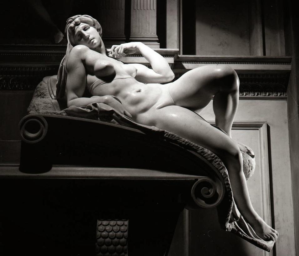 Michelangelo-Laurora-Cappelle-medicee