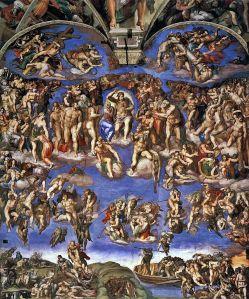 640px-Michelangelo,_Giudizio_Universale_02