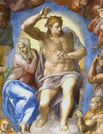 Michelangelo_-_Cristo_Juiz2