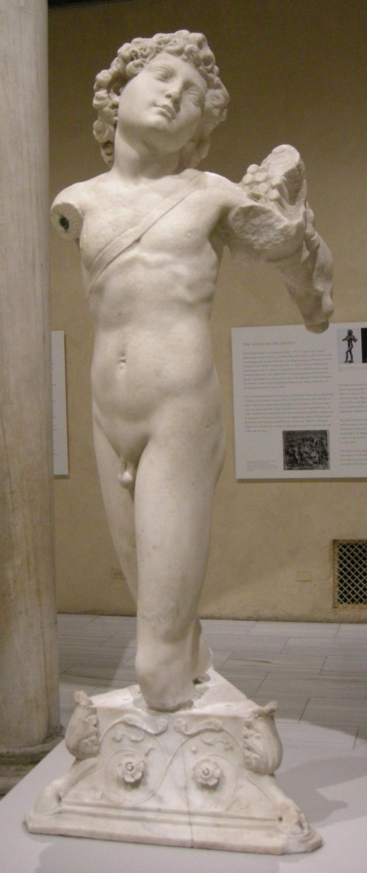 Michelangelo_(attr.),_giovane_arciere,_1491-92_ca._01