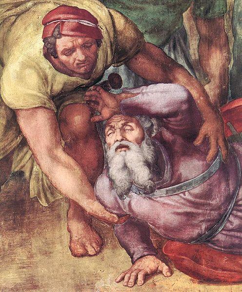 496px-Michelangelo,_paolina,_conversione_di_saulo_05
