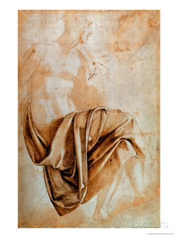 michelangelo-buonarroti-recto-study-of-drapery