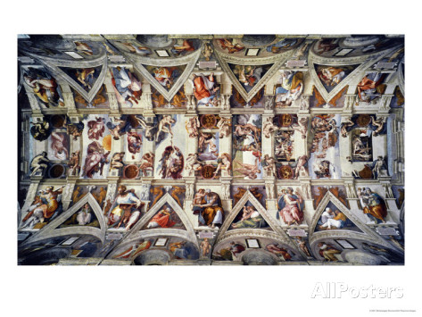michelangelo-buonarroti-the-sistine-chapel-ceiling-frescos-after-restoration