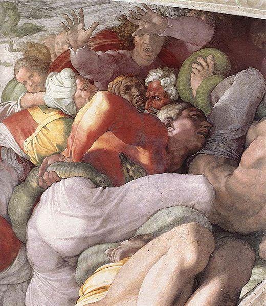520px-Michelangelo,_Brazen_Serpent_03