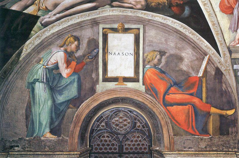 Michelangelo_Sistine_Chapel_ceiling_-_Naason_restored