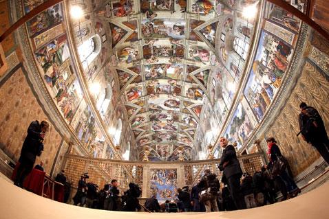 Elezione-Papa-martedi-12-marzo-inizia-il-Conclave