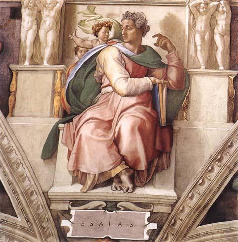 cappella-sistina-profeta-isaia