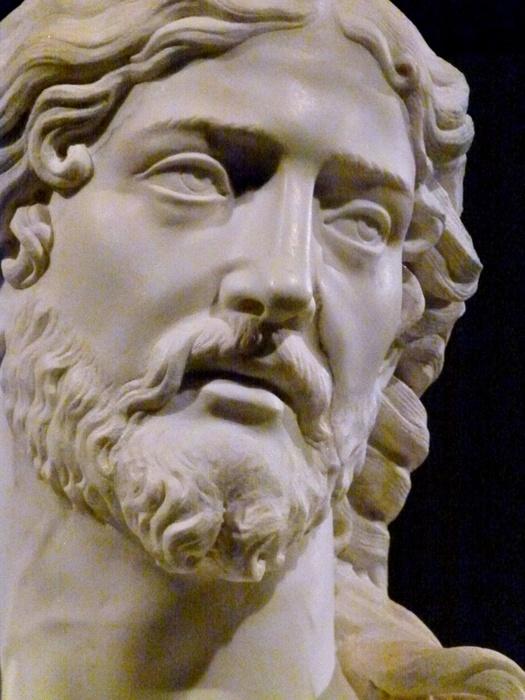 Michelangelo-Cristo Risorto-1st-version