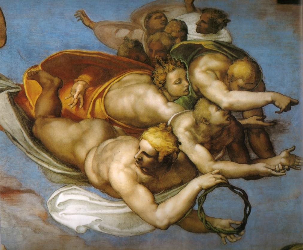 Michelangelo,_giudizio_universale,_dettagli_22