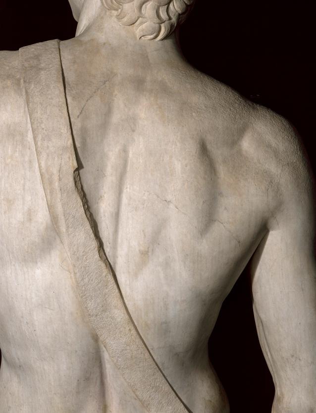 030-MichelangeloBuonarroti-Davidparticolare1501-1504marmo-GalleriadellAccademiainv.scul.n1076_1-corr2
