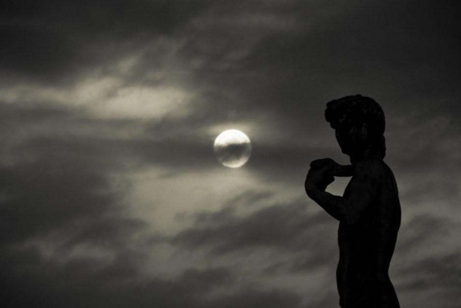 David_Michelangelo_Firenze_notte