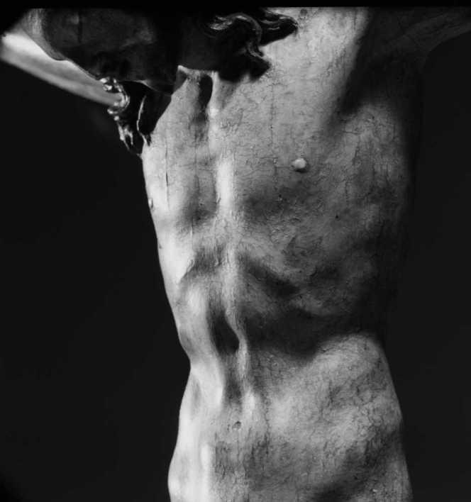 1229445565597_5- Crocifisso, attr. Buonarroti (foto Aurelio Amendola)
