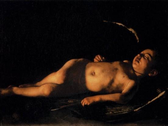 3018-Michelangelo_Merisi_da_Caravaggio_-_Sleeping_Cupid_-_WGA04187