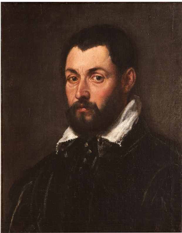 Cerchia-di-Jacopo-Tintoretto-Ritratto-maschile-olio-su-tela-cm-54x44