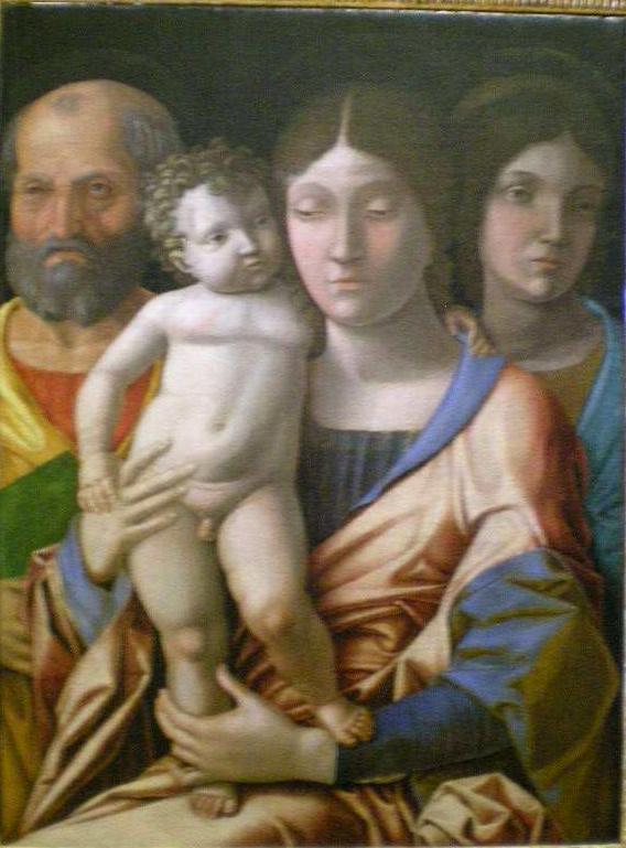 Mantegna,_sacra_famiglia_di_castelvecchio