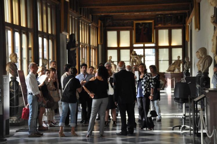 Galleria degli Uffizi visita esclusiva 2
