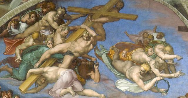 giudizio_universale-lunetta-sinistra-angeli-con-gli-strumenti-della-Passione.preview