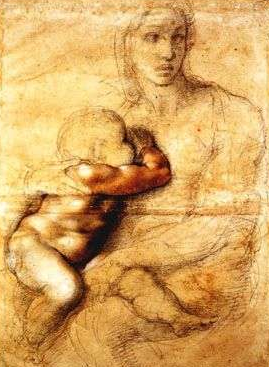 Michelangelo-Drawings