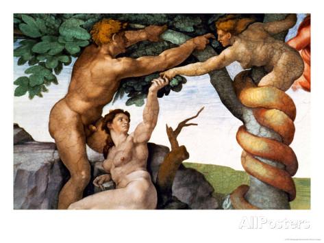 michelangelo-buonarroti-the-sistine-chapel-ceiling-frescos-after-restoration-original-sin