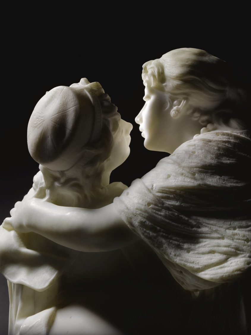 Antonio Frilli (1880-1920) Romeo and Juliet Tutt'Art@ (7).jpg