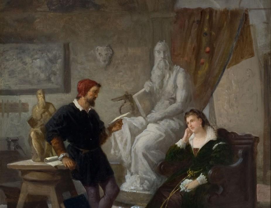 Michelangelo che legge dei versi a Vittoria Colonna.jpg