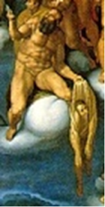 San-Bartolomeo-Apostolo-con-le-sembianze-dell_Aretino-di-Venusti-152x300
