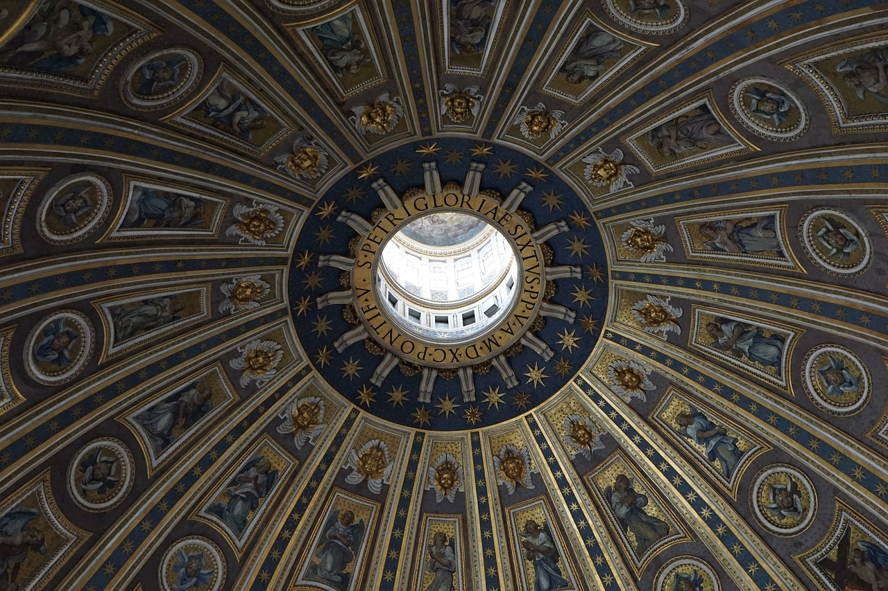 st-peters-basilica-1072465_1280