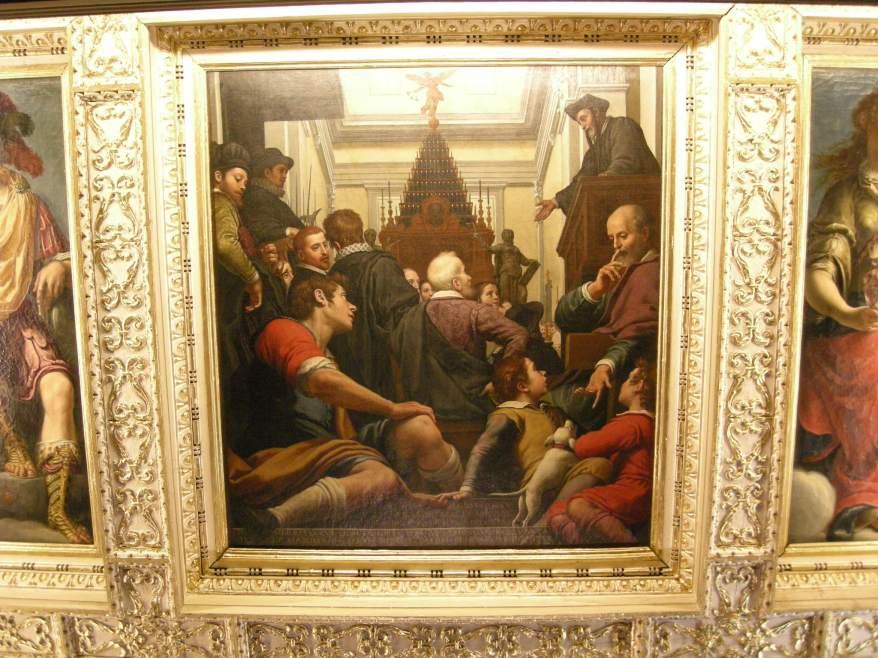 Casa_buonarroti,_galleria,_soffitto,_agostino_ciampelli,_esequie_di_michelangelo_in_san_lorenzo,_1617.JPG