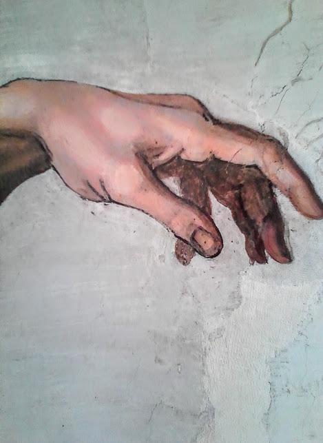La mano di Adamo