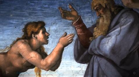 La Creazione di Eva – Michelangelo Buonarroti è tornato